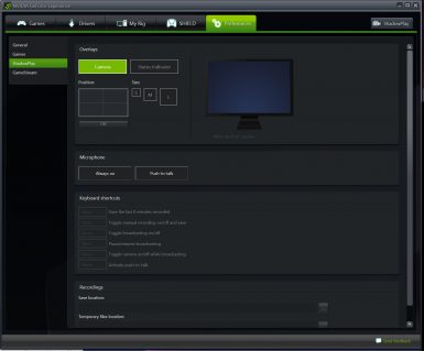 NVIDIA GEFORCE EXPERIENCE 012 T