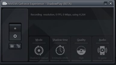 NVIDIA GEFORCE EXPERIENCE 014 T