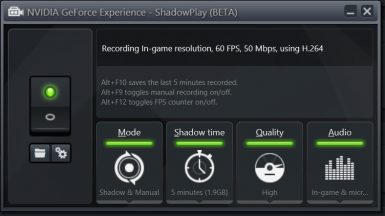 NVIDIA GEFORCE EXPERIENCE 015 T