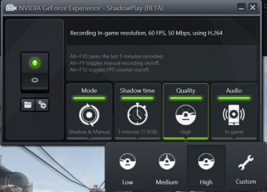 NVIDIA GEFORCE EXPERIENCE 018 T