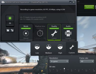 NVIDIA GEFORCE EXPERIENCE 020 T