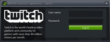 NVIDIA GEFORCE EXPERIENCE 022 T