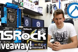 ASRock Z97 Extreme4 Giveaway