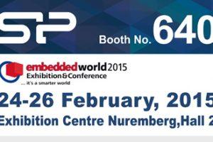 SP Embedded World