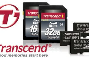 Transcend Industrial SDHC microSDHC
