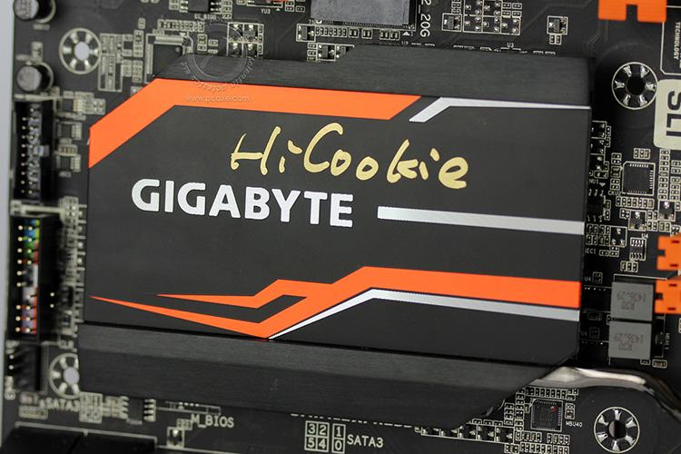 Gigabyte X99 SOC Champion U1