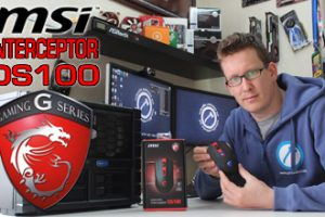 MSI Interceptor DS100