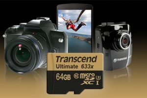 Transcend UHS-I microSD