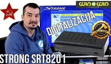 Strong STR8201 video