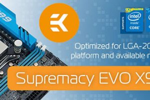 EK-Supremacy EVO X99