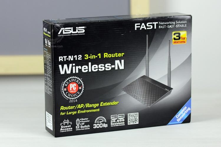 ASUS RT-N12 U1