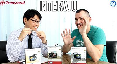 Transcend intervju