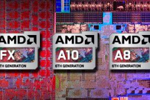 AMD 6th Gen