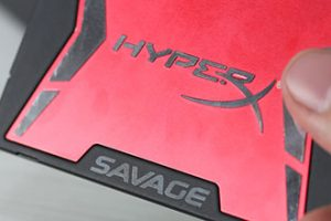 Kingston HyperX Savage SSD