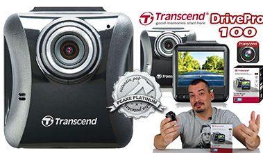 Transcend Drive Pro 100