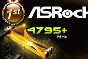 ASRock Z170 OC Formula rekord