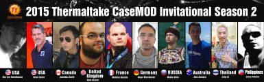 Thermaltake CaseMOD Invitational Season 2 1 T