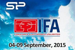 Silicon Power IFA 2015