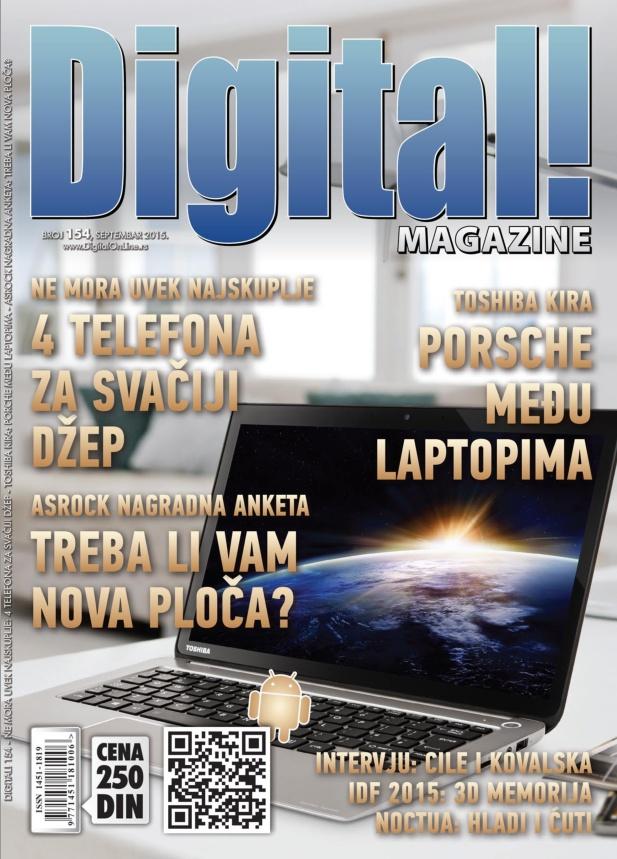 digital 154 naslovna