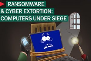 Kaspersky CoinVault ransomware