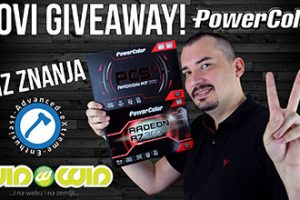 PowerColor Giveaway