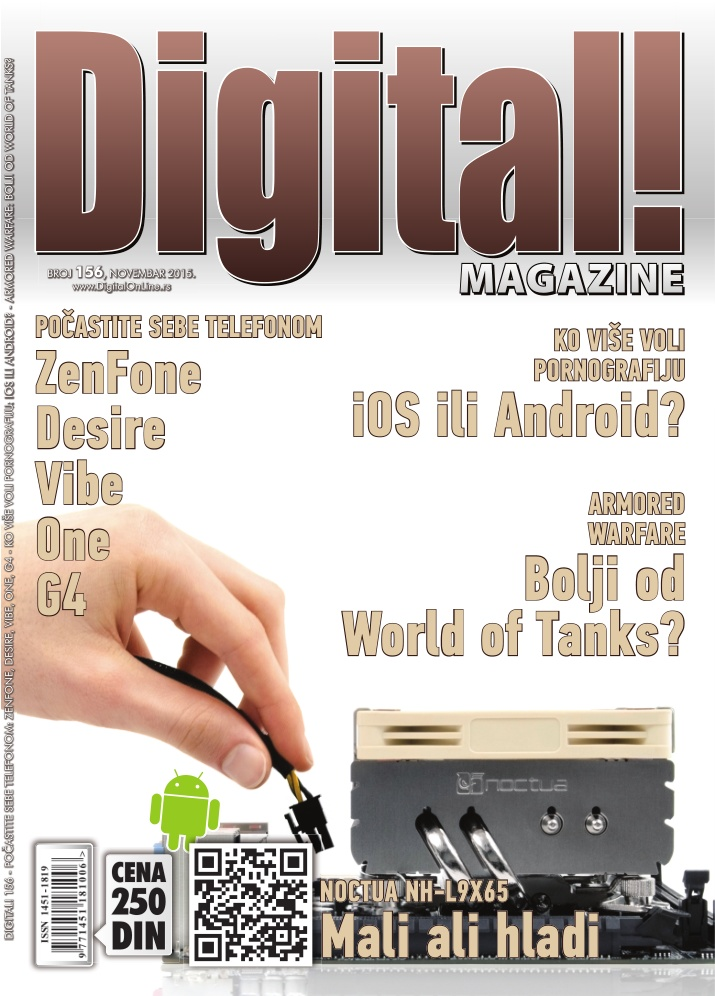 digital 156 naslovna