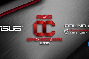 ASUS ROG OC Showdown