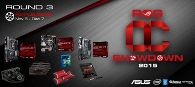 ASUS ROG OC Showdown 1 T