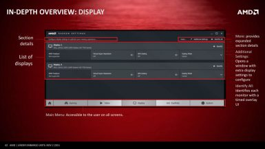 AMD Radeon Software 3 T