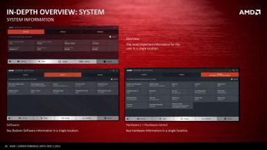AMD Radeon Software 4 T