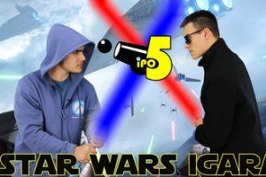 Top5ipo Star wars serijala
