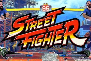 Street Fighter IV Proka Vuk gameplay