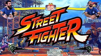 Street Fighter IV Proka Vuk gameplay