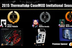 Thermaltake CaseMOD S 2 Winners