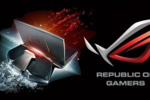 ASUS GX700 promo