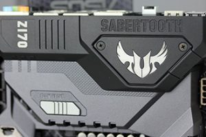 ASUS Z170 Sabertooth Mark 1