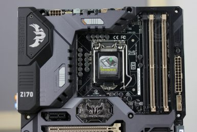ASUS Z170 Sabertooth Mark 1 019 T