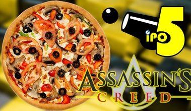Top5ipo Assasins Creed igara