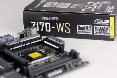 ASUS Z170 WS 047 T