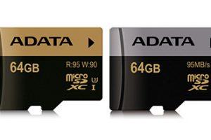 ADATA XPG Premier Pro kartice