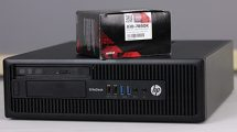 HP EliteDesk 705 A10 7860K