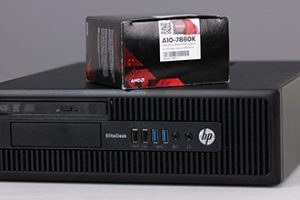 HP EliteDesk 705 A10 7860K