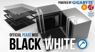 Black White mod
