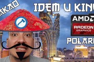 AMD Polaris Dule ide u Kinu