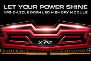 ADATA XPG Dazzle DDR4 LED Memory