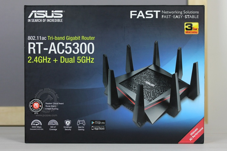 ASUS RT-AC5300 U1