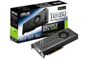 ASUS GTX 1080 Turbo