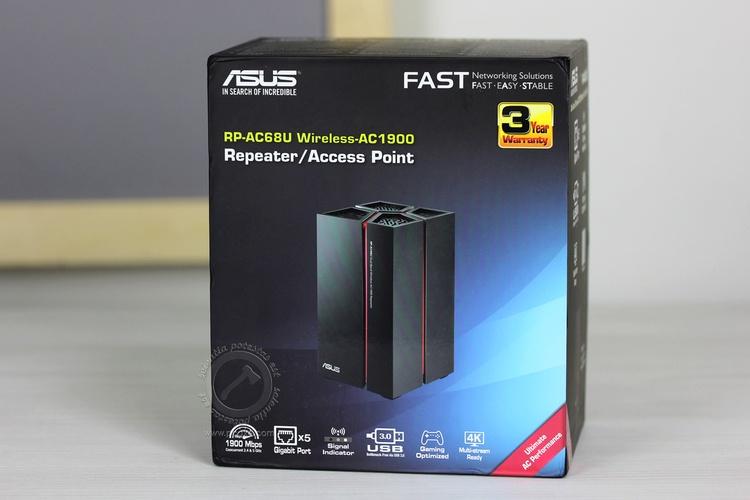 ASUS RP-AC68U U1