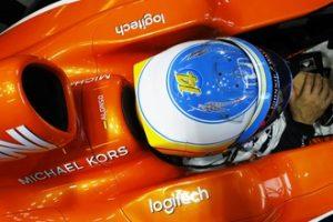 Logitech McLaren Honda
