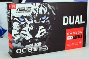 ASUS Dual RX580